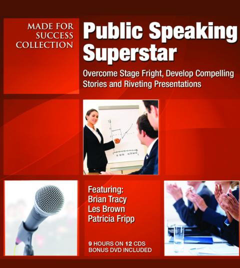 Public Speaking Superstar