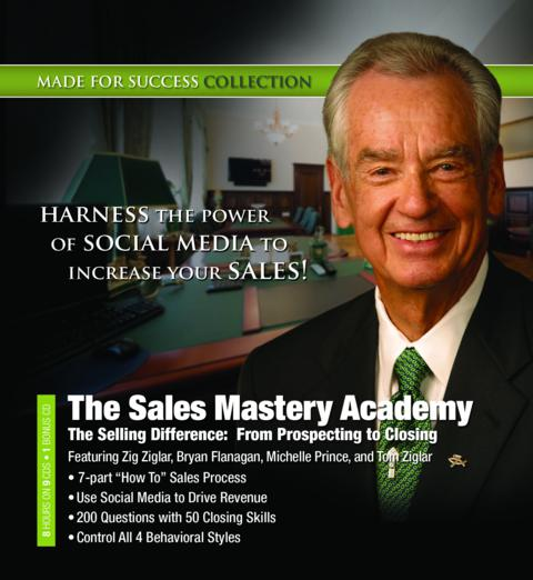 Sales Mastery Academy